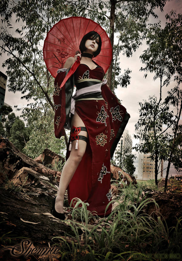Resident Evil: Ada Wong Cosplay by Shermie | AIPT