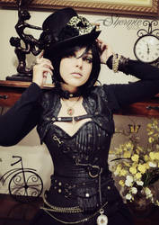 Hatter by Shermie-Cosplay