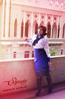 Are you afraid of God? by Shermie-Cosplay