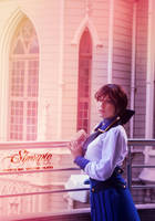 Elizabeth - Bioshock Infinite by Shermie-Cosplay