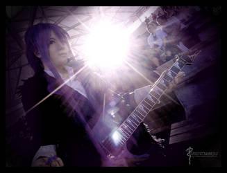 Cosplay - Rock Star by xdead-shadowx