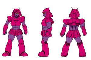 Mela's Fugu Armor, Mark I by WyreCats