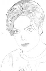 Michael Jackson by Richard-the-Evil