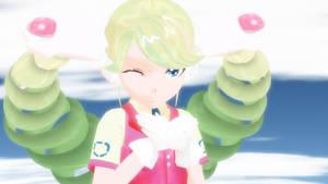 Mitsuko DL! by RuchiiP