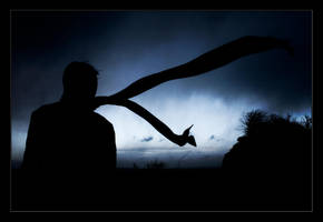 Storm Silhouette by Phoenixstamatis