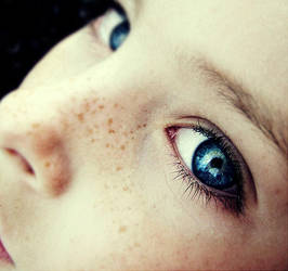 Eyes of a dreamer by CaitlinWorthington