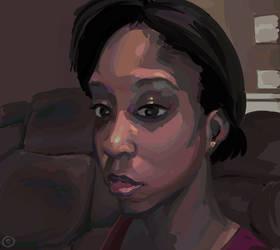 Penbee Portrait by BLKMKT-ARCHIVE