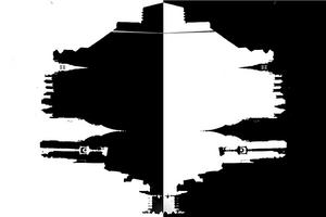 London Black White by die-lobsters-die