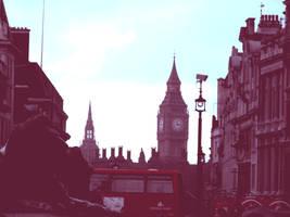 Faded London by die-lobsters-die