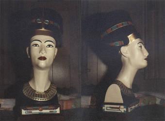 Nefertiti by TheTempleOfNetjer