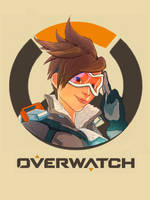 Tracer - Overwatch by Sharobury