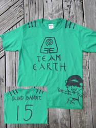 Team Earth Shirt by khichuri88