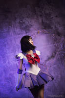 Sailor Saturn by astelvert