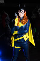 Batgirl of Burnside by astelvert