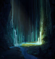 The cave by CrackBag
