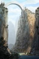 cliffs by CrackBag