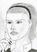 Illusive Woman by SteveNoble197
