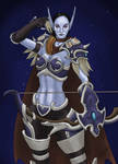 Sylvanas (LauraLania) V1 by SteveNoble197