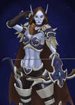 Sylvanas (LauraLania) V2 by SteveNoble197