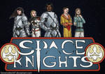 Space Knights - Andel by SteveNoble197