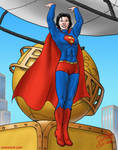 Superwoman by SteveNoble197