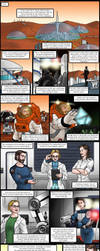 Origins of the Mars Squad by SteveNoble197