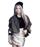 Hyoyeon (SNSD) [PNG Render] by ByMadHatter
