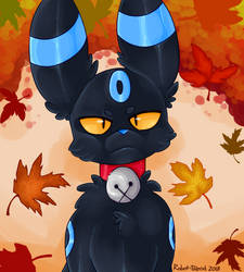 Grumpy For Autumn by Robot-Blood
