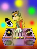 Rayman DJ by Raygirl13