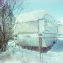 snow, snow, snow ... by BlackDennie