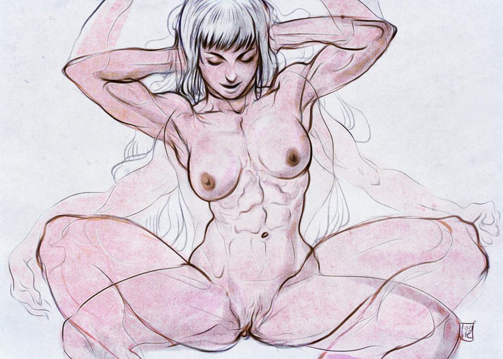 Nude. by Tomekkaz