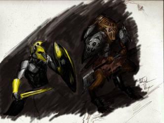 The Gray Wolf by SkirmisherLex23