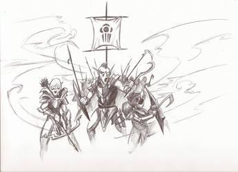 Orcs by SkirmisherLex23