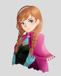 Anna by Noble-Fantasy