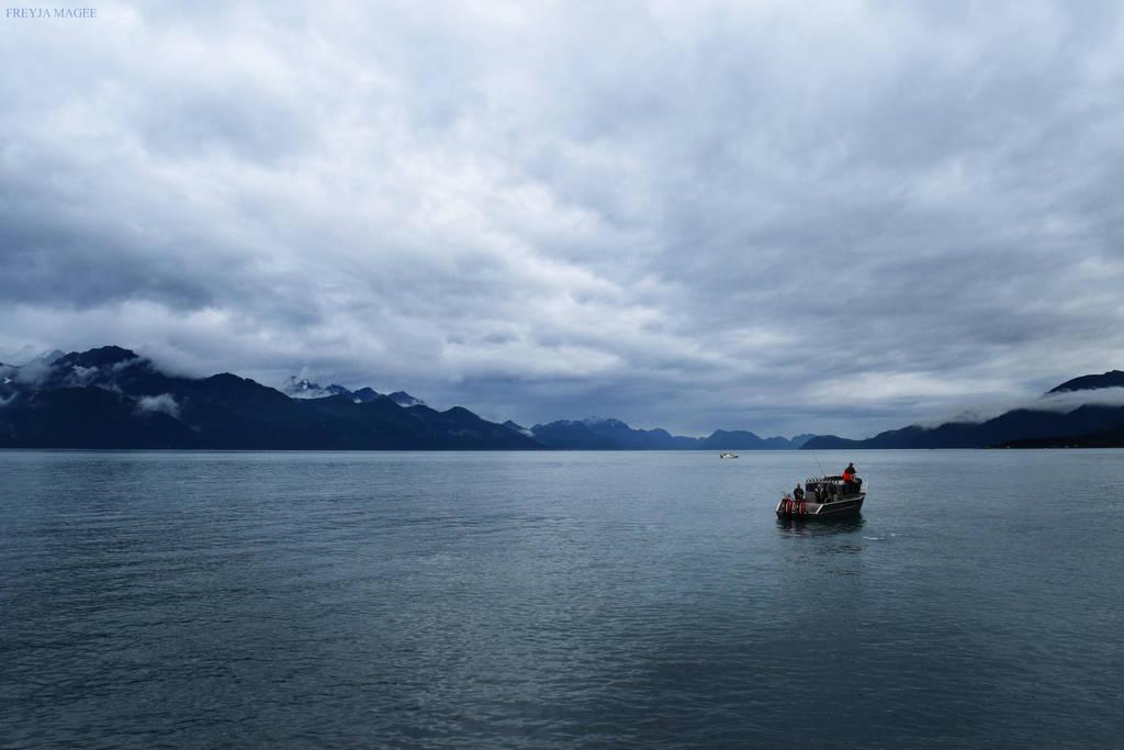 Seward, AK by FreyjaMagee