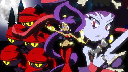 Shantae Short Animated Cover by Zen-Shaori