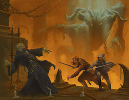 Lankhmar-Savage Foes Of Newhon by Rilez75