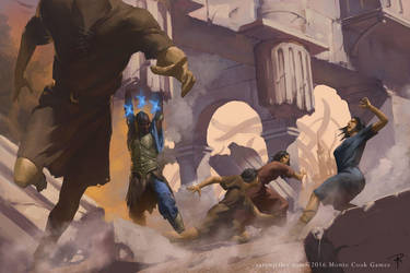 Divine Labor by Rilez75