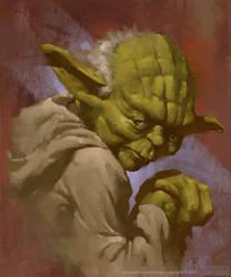 Master Yoda by Rilez75