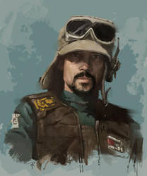 Sergeant Melshi by Rilez75