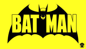 1960 Batman Comic Title Logo by TheDorkKnightReturns