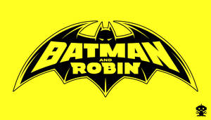 2009 Batman and Robin Comic Title Logo by TheDorkKnightReturns
