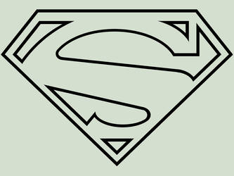 Superman Logo New 52 by TheDorkKnightReturns