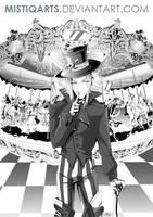 Albino circus no.1 Cover by Mistiqarts