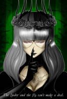 Spider Queen by Mistiqarts