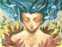Mermaid Hair by Mistiqarts
