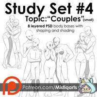 STUDY SET #4: Couples by Mistiqarts