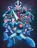 SUPER FIGHTING ROBOT by Joe-Sketch