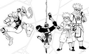 Supaida Man by Joe-Sketch