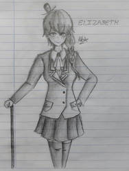 Elizabeth by thezenithone